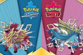 Zacian Zamazenta Shiny Evento Distribución Pokémon Espada Escudo España Game
