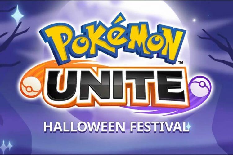 Pokémon UNITE Halloween