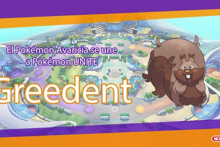 Pokémon UNITE Greedent